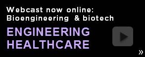 Bioengineering research webcast