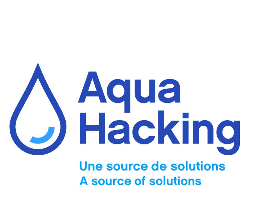 aqua hacking logo