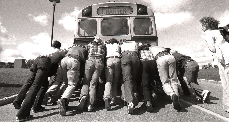 Bus push