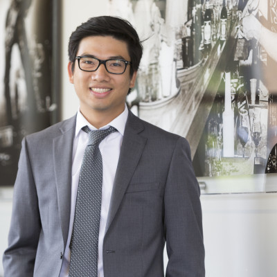 Richard Yim, Co-Founder & CEO, Demine Robotics