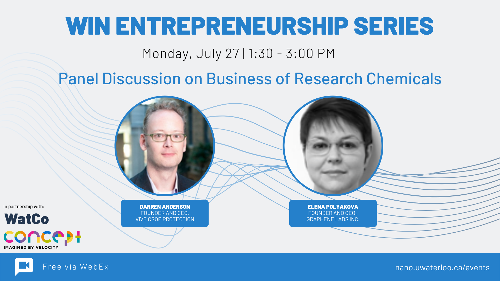 Nano entrepreneurship series
