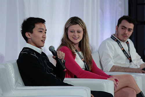 Hongwei Liu, Camelia Nunez and Matin Esfahani