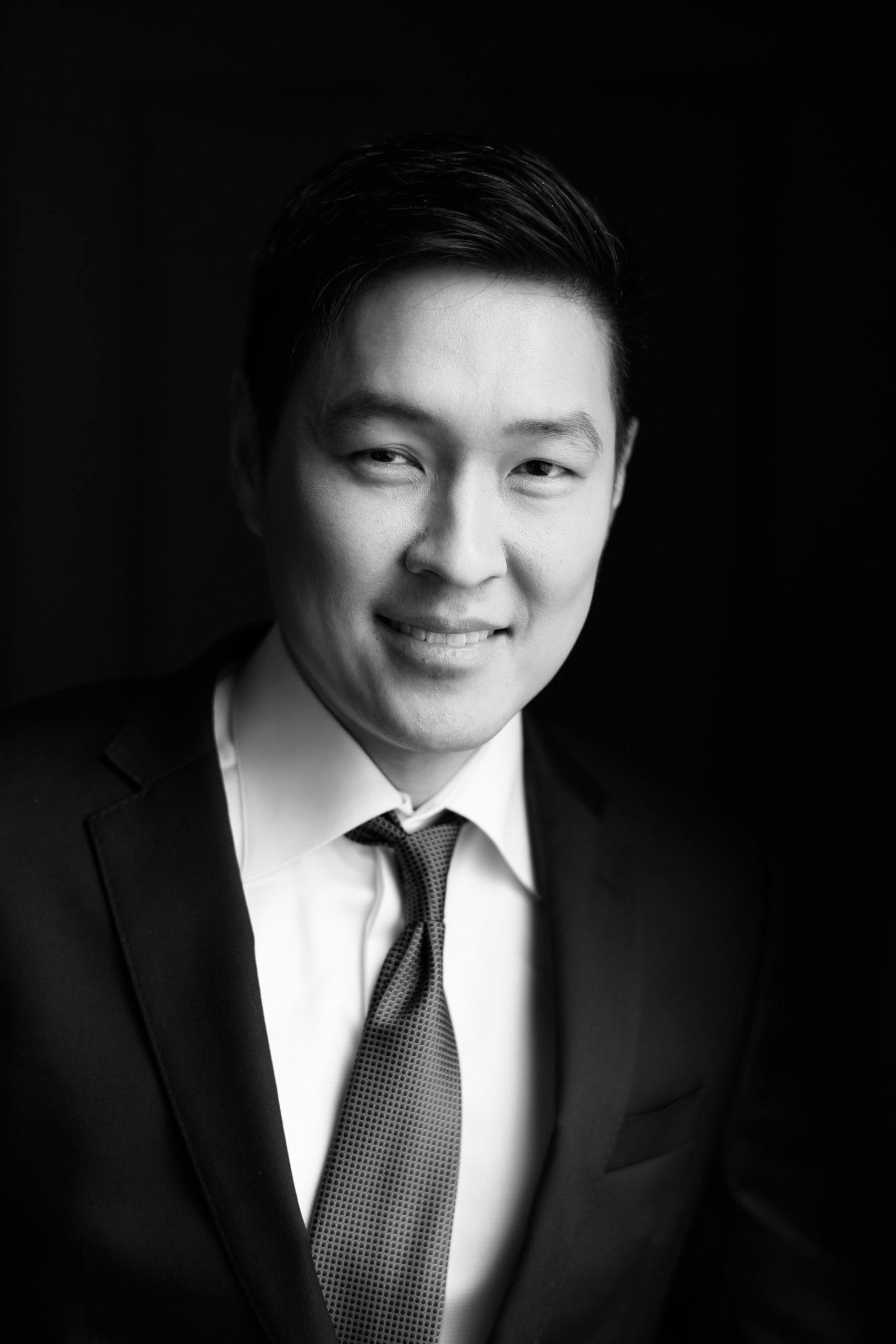 Photo of Mark Chien (BASc '01)