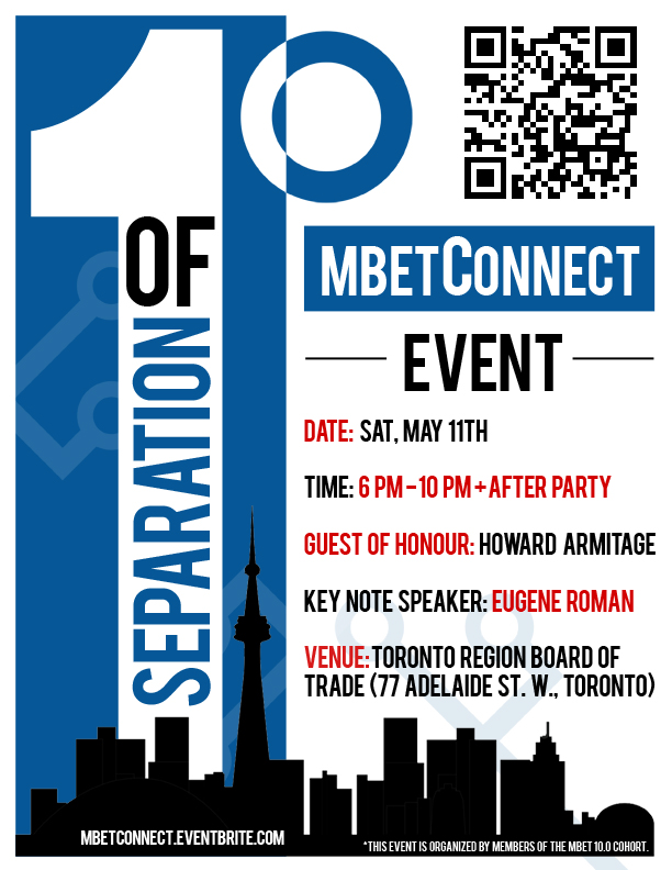 MBETConnect invitation