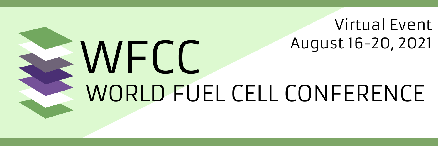 WFCC World Fuel Cell Conference Virtual Event August 16-20