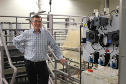 Peter Huck NSERC Chair in Water Treatment