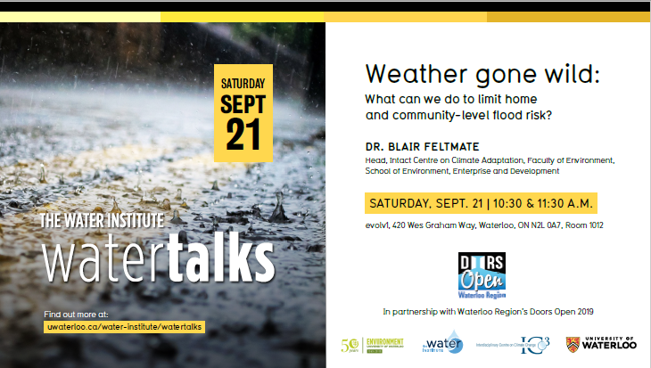 WaterTalk poster