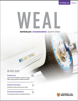 WEAL cover September 2016
