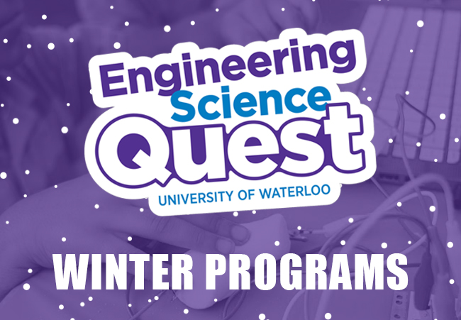Engineering science quest winter programs