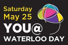 You at Waterloo Day event banner