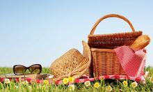Picnic in the outdoors