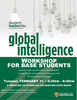 Global intelligence poster