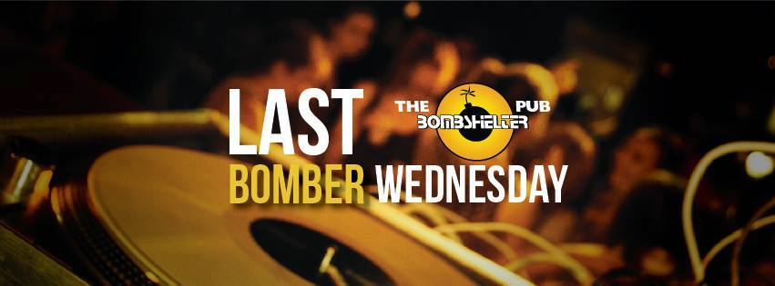 Bomber wednesday Poster