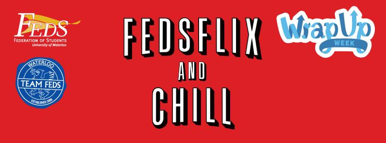 Fedsflix and Chill poster