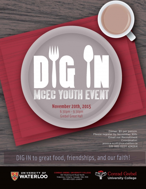 Dig in event