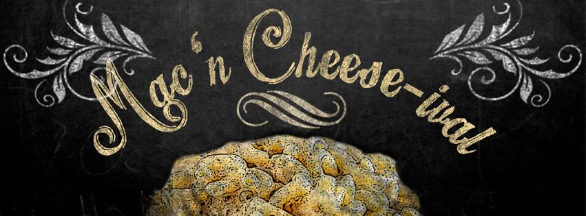 Mac 'N Cheese-ival poster