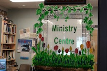 Ministry Centre