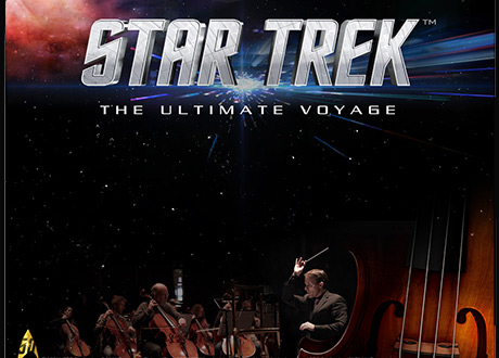 Star Trek The Ultimate Voyage Poster