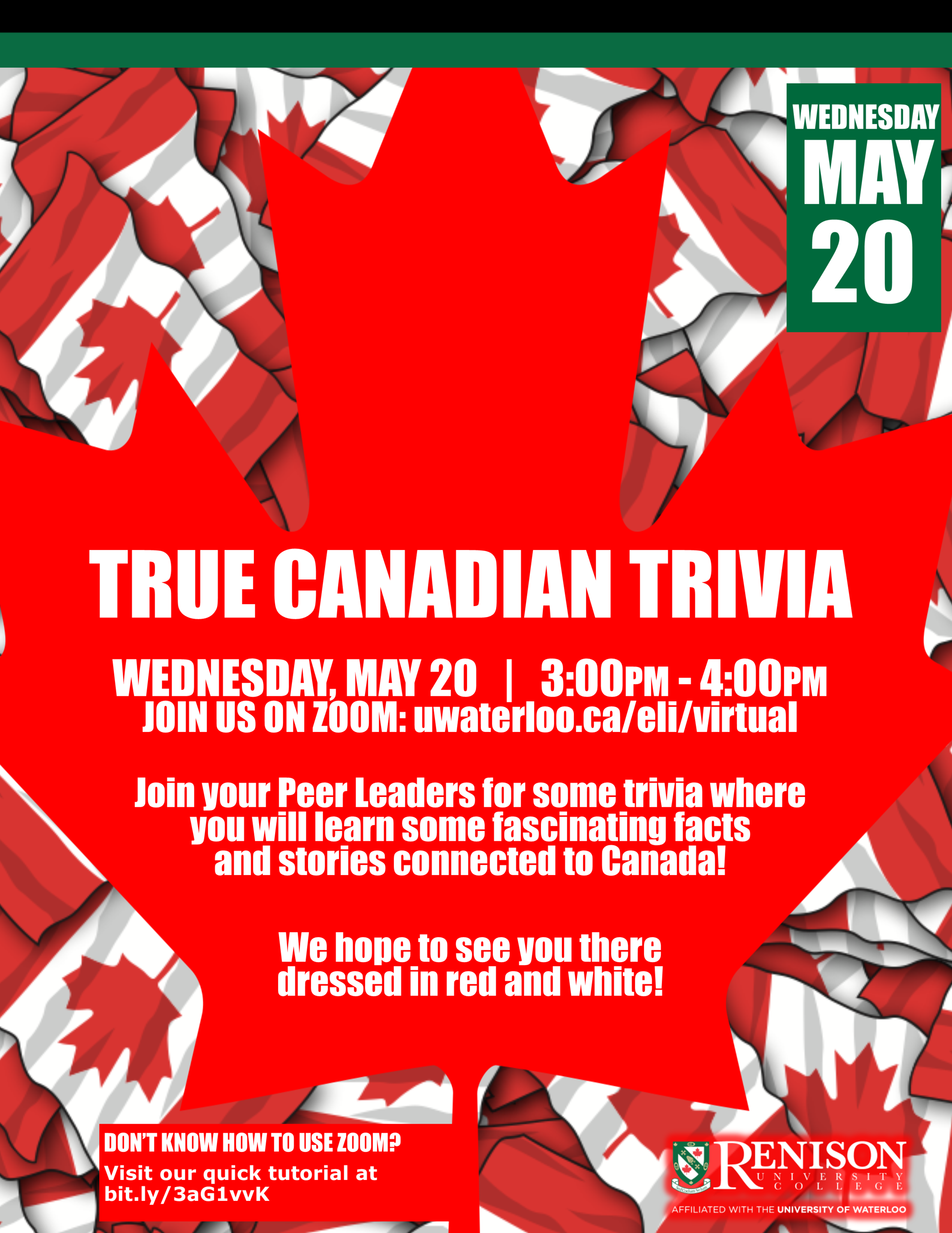 True Canadian Trivia