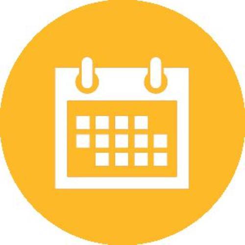 Icon of calendar.