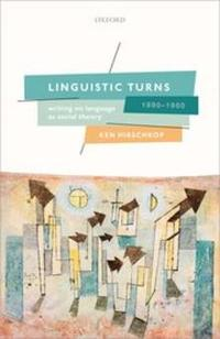 Book Cover for Linguistic Turns, 1890-1950