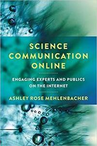 Book Cover for Science Communication Online.