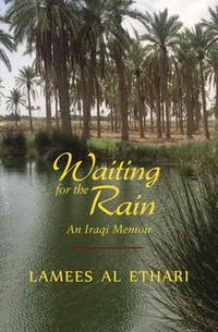 Photo of book cover for Waiting for the Rain.