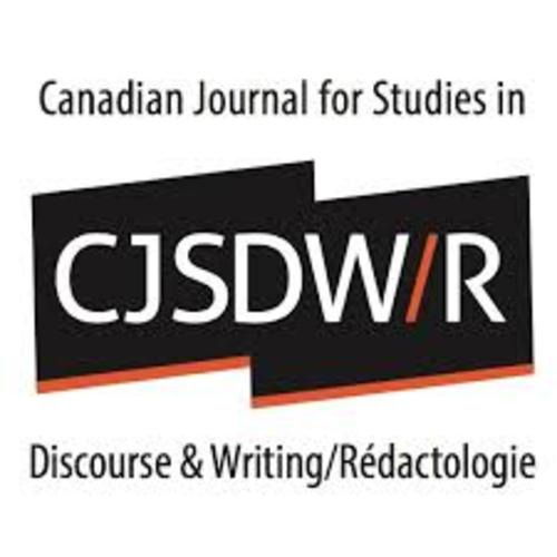 Logo for Canadian Journal fo Discourse and Writing/Redaction.