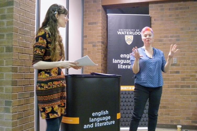 university of waterloo creative writing courses
