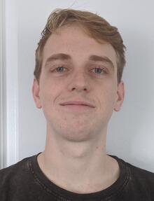 Photo of Aleksander Franiczek.
