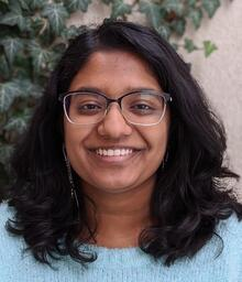 Photo of Anoja Parameswaran.