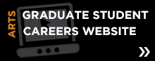 Arts graduate student careers website