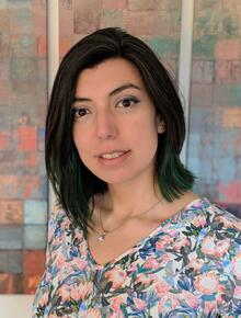 Photo of Diana Moreno Ojeda.