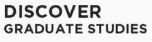 Discover Graduate Studies