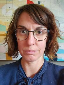 Photo of Heather Eustace.