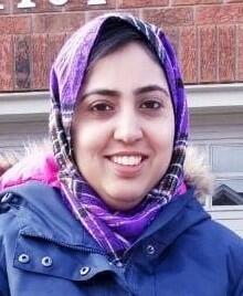 Photo of Humaira Shoaib.