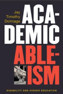Academic Ableism