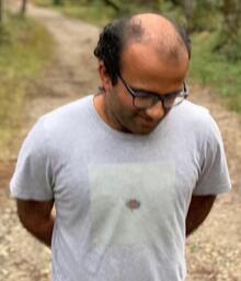 Photo of Kavi Duvvoori.