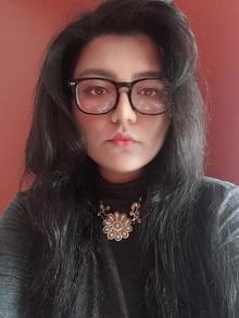 Photo of Asma Khaliq.