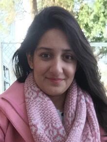 Photo of Mahnoor Bano.