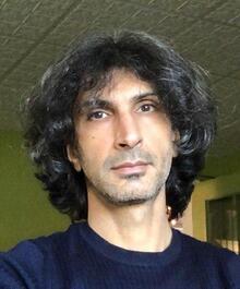 Photo of Morteza Dehghani.