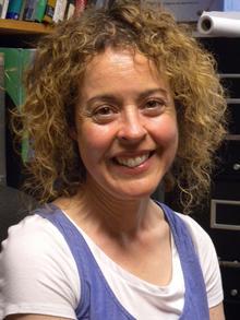 Photo of Shelley Hulan.