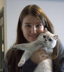 Photo of Stefani Starivlah.