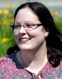 Photo of Jessica Van De Kemp.