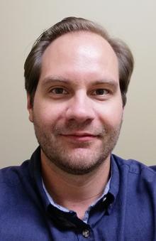 Photo of Andrew Weiler.
