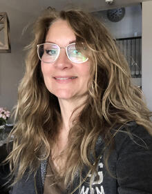 Photo of Wendy Rosart.