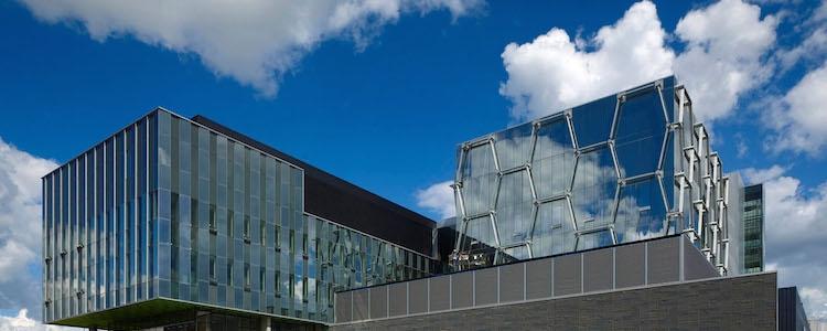 Photo of Quantum Nanotechnology Centre.