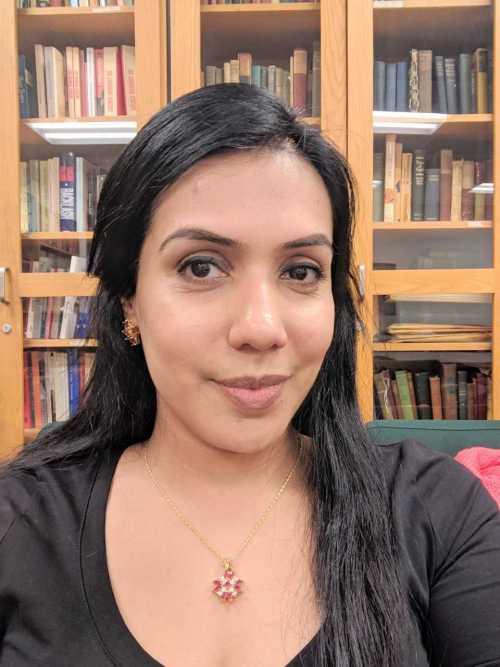 Amna Haider