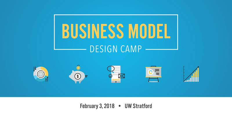 Business model design camp image