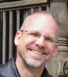 Photo of Bruce Dadey.
